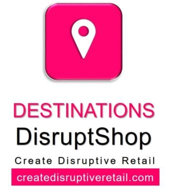 CDR DisruptShop Destinations Gustie Creative LLC