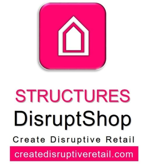 CDR DisruptShop Structures Gustie Creative LLC