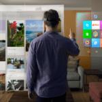 Microsoft HoloLens, MR, Mixed Reality