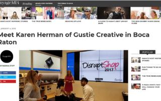 Gustie Creative in VoyageMIA 2018