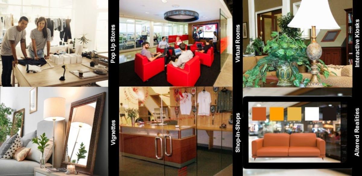 Create Disruptive Retail, Design Projects, Gustie Creative LLC