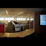 Create Disruptive Retail, VR, Virtual Reality, Live Media Trading Room by Gustie Creative LLC