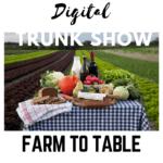 DTS Digital Trunk Show, Create Disruptive Retail, Gustie Creative