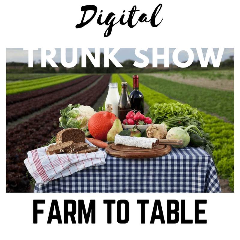 DTS Digital Trunk Show, Create Disruptive Retail, Gustie Creative