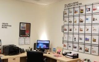 Gustie Creative Disruptive Retail Lab, Boca Raton, FL