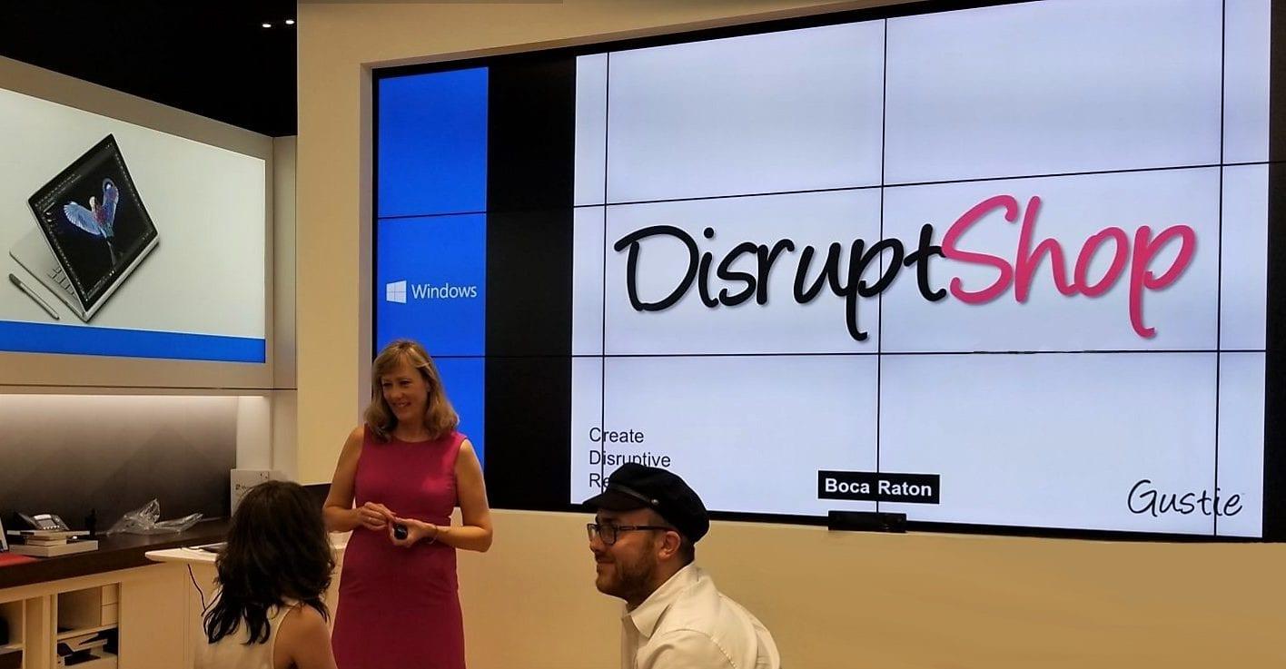 Create Disruptive Retail, DisruptShop, Boca Raton, FL