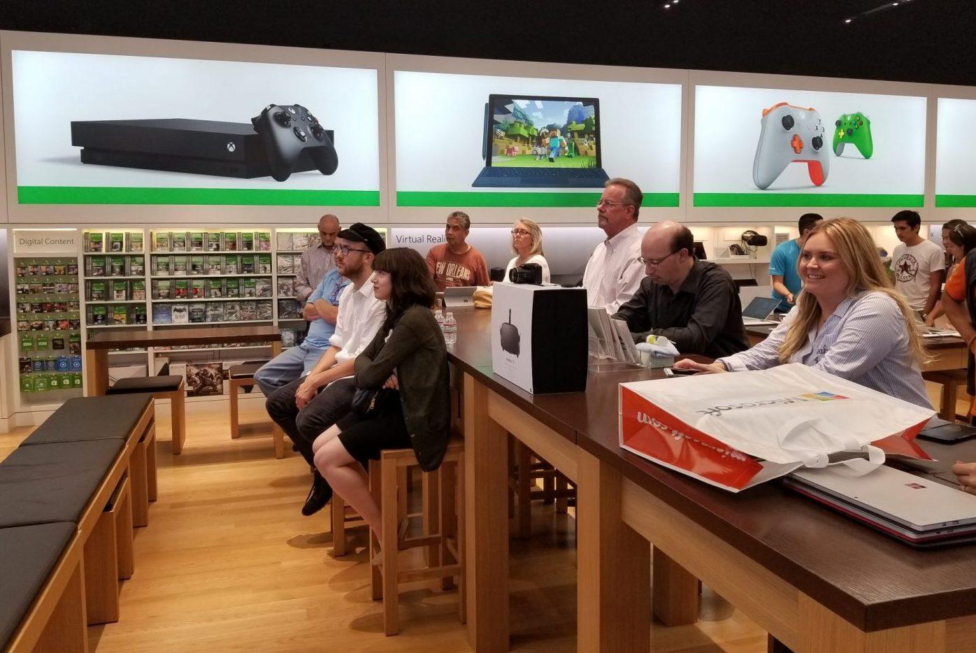 Create Disruptive Retail DisruptShop Attendees, Boca Raton, FL
